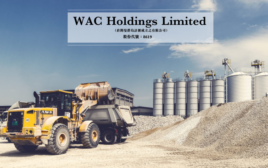 WAC Holdings 8619