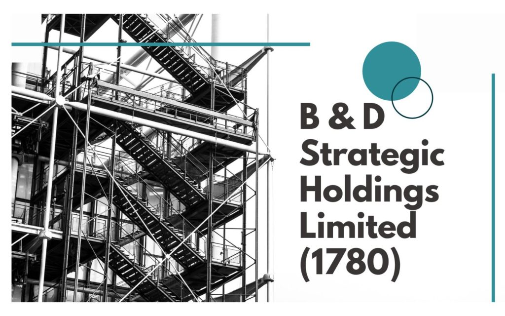 B&D Strategic Holdings